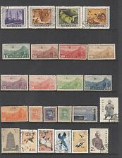 CHINA Mostly Early stamps MINT/MNG/Fine Used Collection (e)