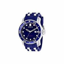Invicta Automatic Stainless Polyurethane Casual