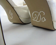 I DO Wedding Pearl Shoe Stickers Wedding, Ivory, Pearl, Accessory