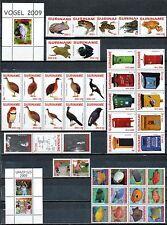 REPUBLIEK SURINAME JAARGANG 2009 POSTFRIS, COMPLEET(Volgens afbeeldingen)