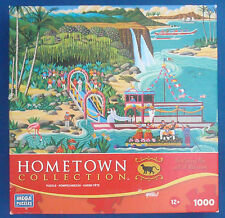 jigsaw puzzle 1000 pc Fern Grotto Wedding HomeTown Collection Heronim