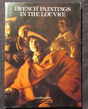 1982 FRENCH PAINTING In The Louvre by Jean-Pierre Cuzin SC FVF 7.0 Scala 128pgs