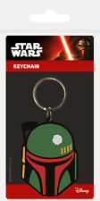STAR WARS BOBA FETT RUBBER KEYRING NEW OFFICIAL MERCHANDISE