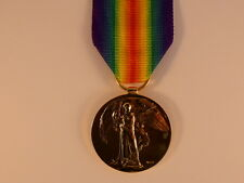 MEDALS - WW1 - BRITISH VICTORY MEDAL 1914/19 -FULL SIZE
