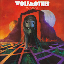 WOLFMOTHER Victorious CD BRAND NEW