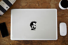 "Punk Abraham Lincoln Etiqueta del vinilo adhesivo Para Apple Macbook air/pro 12 ""de 13"" 15 """