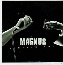 (FI94) Magnus, Singing Man - 2014 DJ CD