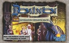 Dominion Expansion Intrigue: 2nd Edition Update Pack