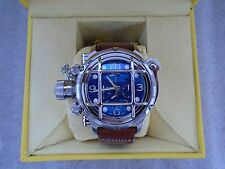 Invicta 52mm Russian Diver Nautilus Swiss Made Quartz