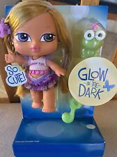 Bratz Babyz Hair Flair Yasmin Doll Glow In The Dark
