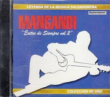 Mangandi Exitos De Siempre Vol 2 CD New Sealed
