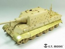 "ET Model E35196 1/35 German Panzerjager ""Jagdtiger"" Detail Up Set for Tamiya"
