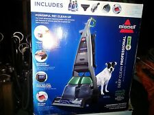 Bissell DeepClean Pet Professional Carpet Cleaner Shampooer 17N4