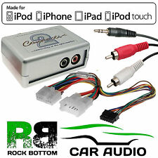 CTVTYX001 Toyota Corolla 99 -04 Car Aux Input MP3 iPhone iPod Interface Adaptor