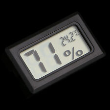 New Digital LCD Indoor Temperature Humidity Meter Useful Thermometer Hygrometer