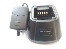 Cargador De Batería Para Kenwood Tk-2160 tk3160 etc.. Universal rápida 18k
