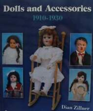 BOEK/PRICE GUIDE/ARGUS/LIVRE : DOLLS/POUPEE/POP/POPPEN & ACCESSORIES 1910 - 1930