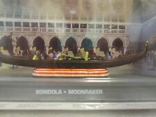 JAMES BOND CARS COLLECTION 102 BONDOLA MOONRAKER