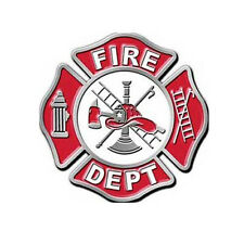 UNITED STATES FIRE FIGHTER SHIELD LOGO BELT BUCKLE 2.75 INCHES