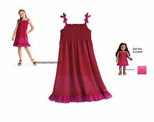 American Girl CL MY AG SET PRETTY PARTY DRESS SIZE 14 for Girl Doll Outfit NEW