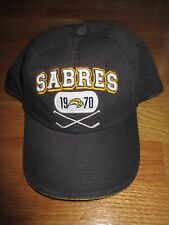 Old Time Hockey BUFFALO SABRES 1970 (Adjustable Velcro) Cap