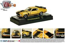 1:64 M2 Machines Detroit Muscle R30 *Butternut* 1970 Ford Mustang BOSS 302 *NIB*