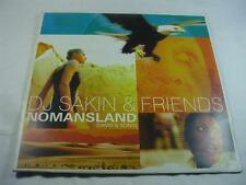 DJ Sakin & Friends - NoMansLand (David's Song) - Import Copy - Free Shipping