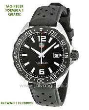 orologio TAG HEUER Formula 1 quartz mens watch ref. WAZ1110.FT8023