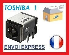 Connecteur alimentation dc jack  Toshiba Satellite P20-S203, P20-S203F