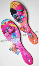 "1 PC TROLLS HAIR BRUSH @ RANDOM GIRLS stocking stuffer gift 7""  EASTER GIFT CUTE"