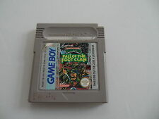Teenage Mutant Hero Turtles Fall of the Foot Clan Gameboy Classic (GB) Cart only
