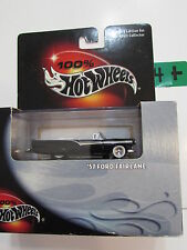 100% HOT WHEELS  - '57 FORD FAIRLANE  SCALE 1:64