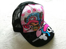 Baseball cap/hat printed with Anime ONE PIECE Tony Tony Chopper size adjust