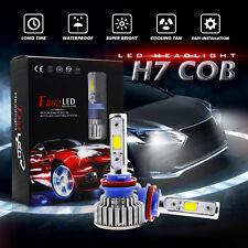 H7 LED 110W CREE 11000LM Replace HID White Headlight Fog Lamp Driving Kit 6500K