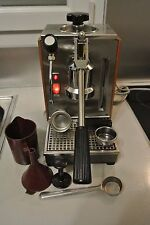 Olympia Cremina 67  machine a cafe a levier suisse