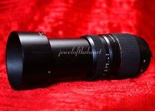 Mint Promaster 70-300mm AF EDO Macro Zoom Lens for Pentax K110D K10D K20D D100 +