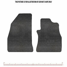 Fiat Doblo Van 2010 onwards Premium Tailored Car Mats set of 2
