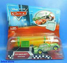 Disney Cars Launch & Racer /  M1894 / Chick Hicks