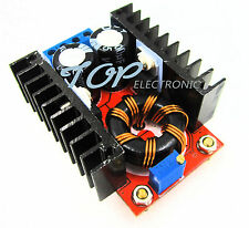 150W DC-DC Boost Converter 10-32V to 12-35V 6A Step Up Charger Power M26