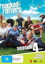 Packed To The Rafters : Season 4 : Part 1 (DVD, 2012, 3-Disc Set)