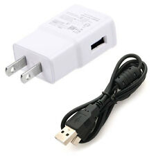 New Charger Power AC Adapter with USB Cord Cable for TI TI-84 Plus CE Calculator
