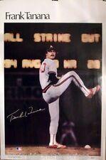 Frank Tanana 23x35 MLB SI Poster 1978 California Angels