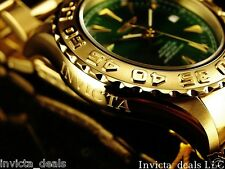 Invicta Men's Ocean Ghost Diver 47mm Automatic Green Dial SS Bracelet Watch