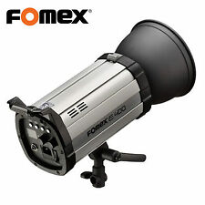 Fomex E400 Strobe Studio Flash Lamp 400w 5,500k LED Light