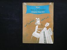 Vintage 1947 Piano Organ Sheet Music PEG O' MY HEART Fred Fisher