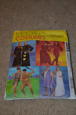 Misses' Men's Teen Boy's Tunic Costume Pattern Uncut McCall's All Sizes