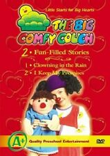 The Big Comfy Couch - Clowning in the Rain/I Keep My Promises (DVD, 2004)