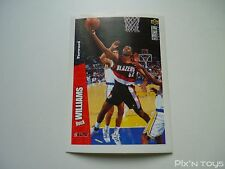 Stickers UPPER DECK Collector's choice 1996 - 1997 NBA Basketball N°32