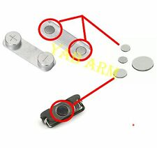 Power Button Metal Spacer +  Volume Metal Spacer Shim Set for iPhone 5