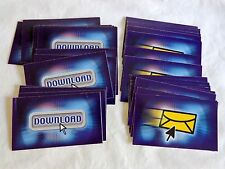 Monopoly .COM Replacement Parts Download Email Cards Chance Community Chest